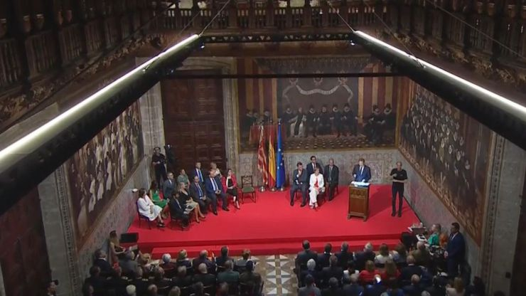 Ximo Puig urge a salir de la 'parálisis institucional'