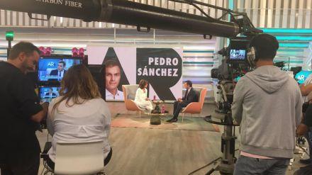 Sánchez presenta el domingo