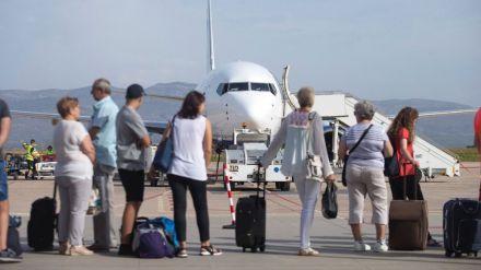 El aeropuerto de Castellón impulsa una campaña de crecimiento y posicionamiento en los mercados europeos