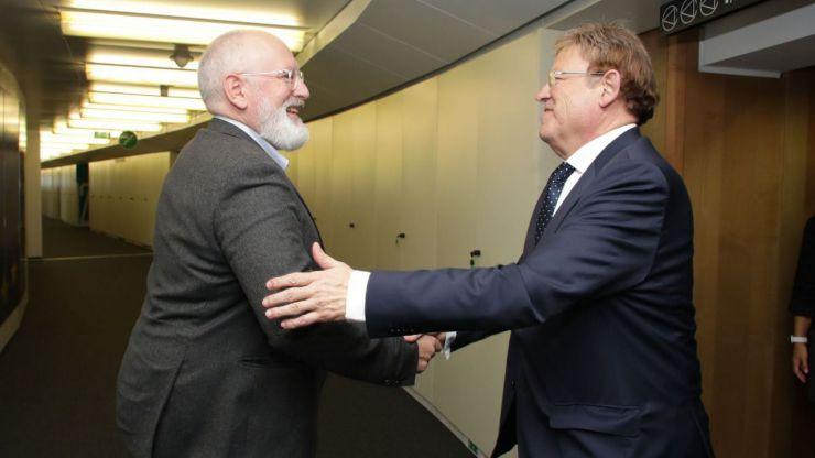 El vicepresidente de la Comisión Europea visitará la Vega Baja para conocer el alcance de los daños de la DANA