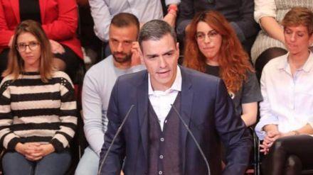 Sánchez emplaza a Torra a hablar 'con los otros catalanes que no son independentistas'