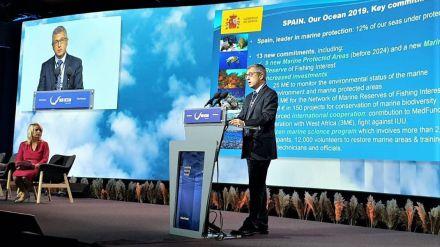España se compromete a declarar nueve nuevas áreas marinas protegidas antes de 2024