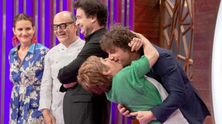 'MasterChef Celebrity' marca máximo de temporada y 'Señoras del (h)AMPA' coge aire