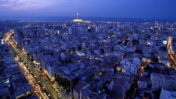 Modernidad y tradición se conjugan para construir Marruecos