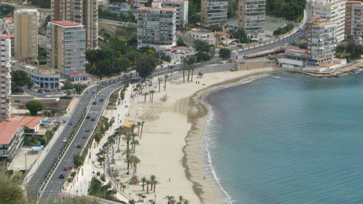 Urbanismo de Alicante impulsa el primer tramo del paseo litoral entre el Promotorio y la Albufereta