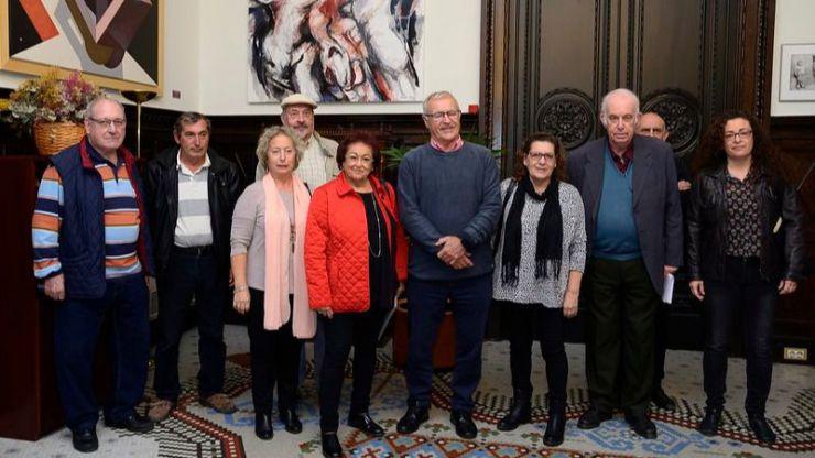 """Joan Ribó marca las líneas de trabajo """"para consolidar el modelo de ciudad amable e inclusiva """"."""