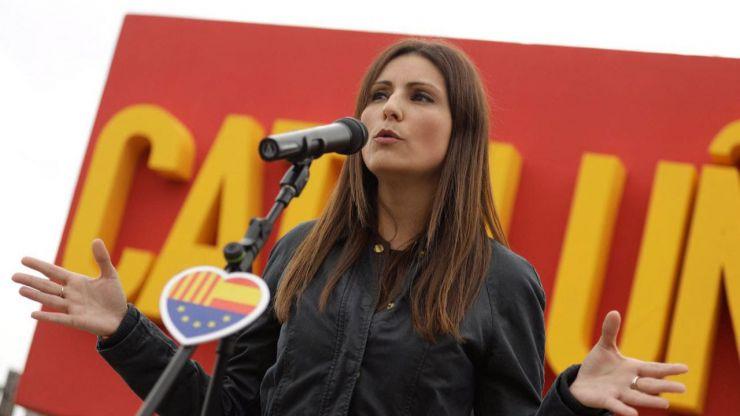 Roldán a Sánchez: 'Sea más valiente con Torra y más humilde con todos los catalanes constitucionalistas'