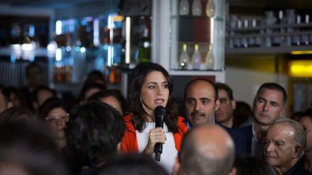Arrimadas: 'Si seguís votando a los mismos, España tendrá los mismos resultados'