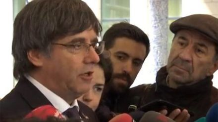 La justicia belga acata la petición de la defensa de Puigdemont de aplazar su vista de extradición