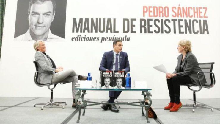 Toque de atención a Sánchez por la falta de transparencia de su 'Manual de resistencia'