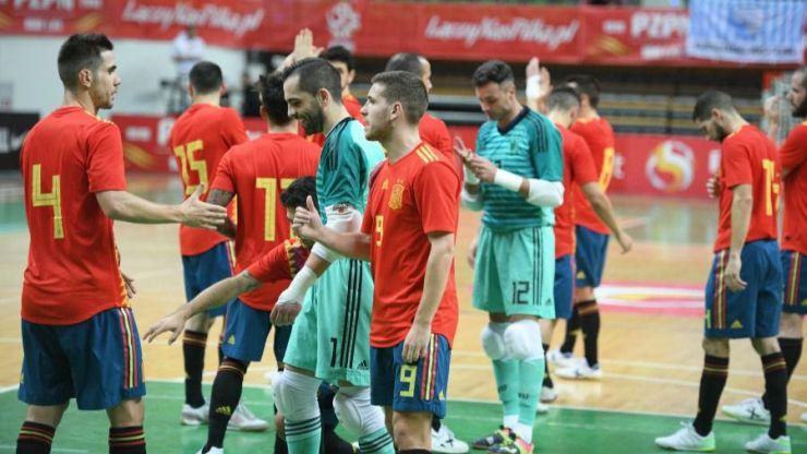 España jugará contra Japón en Boadilla y Torrejón