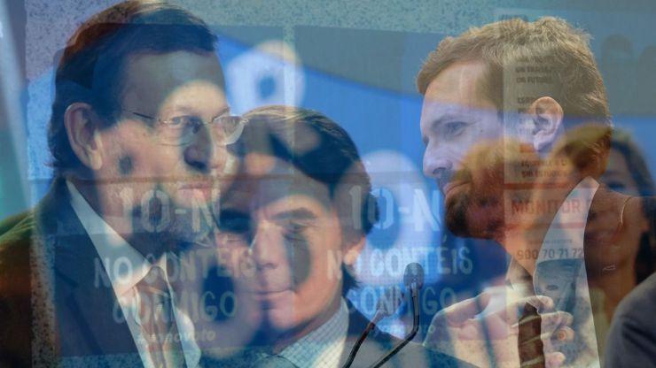 El PP ficha al gurú de Obama para su campaña y anuncia que prescindirá de Aznar