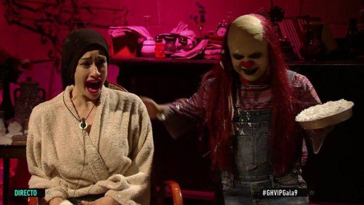'GH VIP 7' lidera con su peculiar Halloween