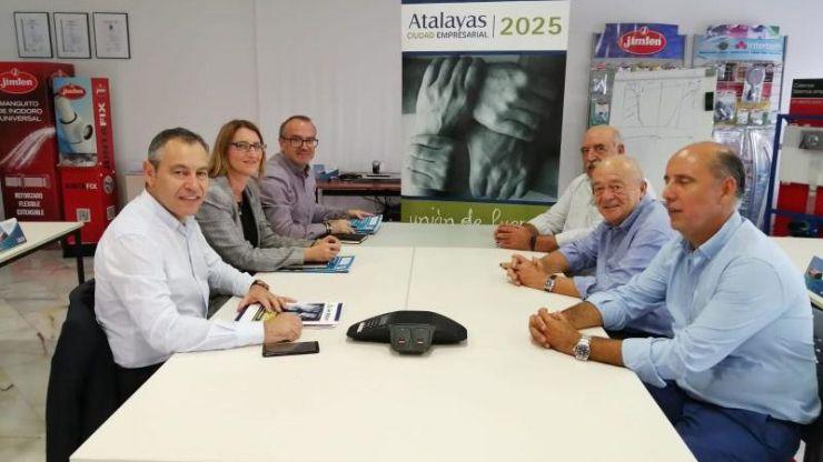 El Ayuntamiento de Alicante mejora sus polígonos industriales con 432.000 euros de ayudas