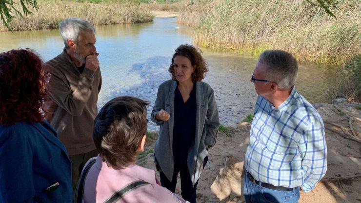 Tuzón destaca los parajes naturales municipales como espacios clave para la mitigación al cambio climático
