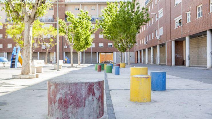 La Generalitat licita las obras de mejora de cuatro viviendas en el grupo Tomás y Valiente de Burriana