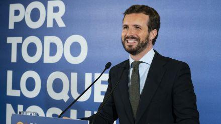 Casado: 'Toda España sabe que solo el PP puede ganar elecciones Sánchez'