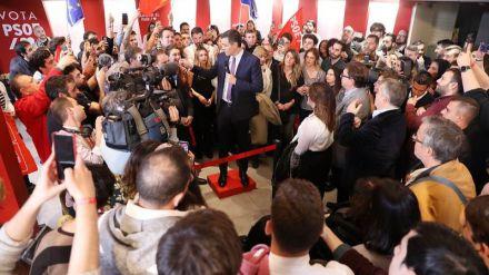 Pedro Sánchez se ve a sí mismo como 'claro vencedor' del debate