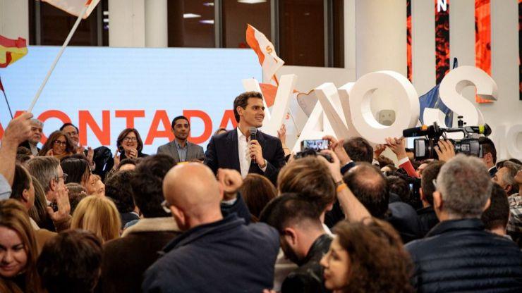 Rivera: 'Está claro que al bipartidismo no le gusta debatir'