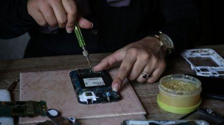 Cada vez son más los teléfonos restaurados