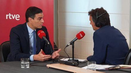 Sánchez: 'Todos los partidos van contra el PSOE y nosotros vamos contra el bloqueo'