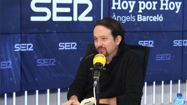 Iglesias sí gobernaría con el apoyo de partidos independentistas