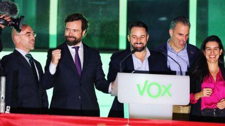 Abascal insta a PP y Cs a que abstengan en la investidura de Sánchez