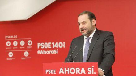 El PSOE cierra la puerta al PP y a una 'coalición' con UP pero aboga por el sí de Cs