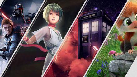 Star Wars: Jedi Fallen Order, Last Labyrinth y Doctor Who: The Edge of Time llegan esta semana a PS4