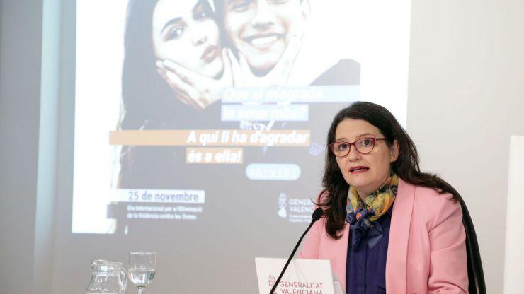El Consell manifiesta su compromiso en la lucha contra la violencia de género
