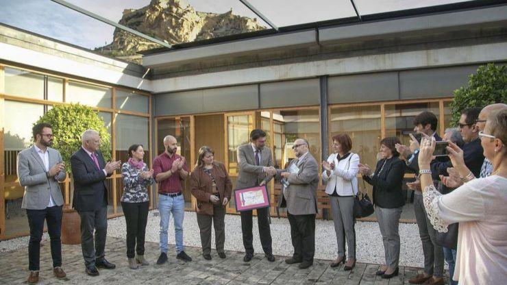 La Federación Española de Donantes de Sangre reconoce la solidaridad de los alicantinos