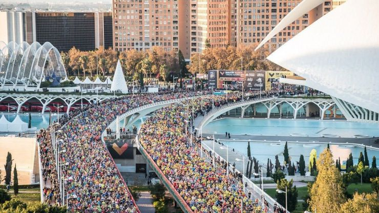 El Maratón de València
