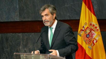 El presidente del CGPJ llama a defender