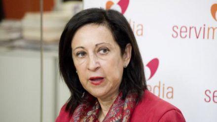 Robles sustituirá a Borrell al frente de Exteriores hasta la conformación de un nuevo Gobierno