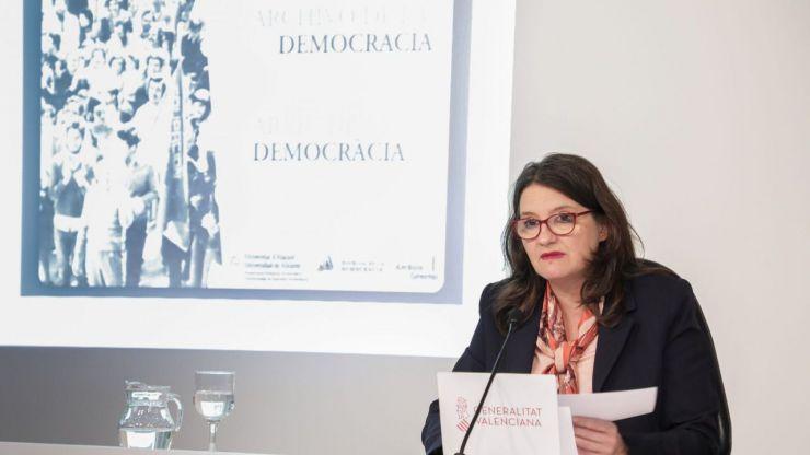 Tomás Vives y la UA distinguidos por la Defensa de Derechos Constitucionales
