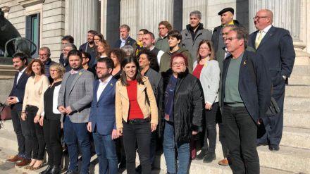 ERC no tiene prisa para investir a Sánchez