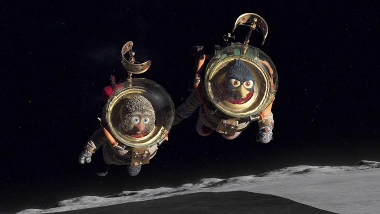 Solan & Eri: Misión a la luna