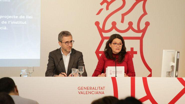 Aprobado el anteproyecto de ley que organiza la información geográfica de la Comunitat Valenciana