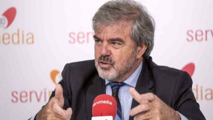 """La Generalitat defiende usar el Barça-Madrid """"para visualizar que hay un conflicto"""""""