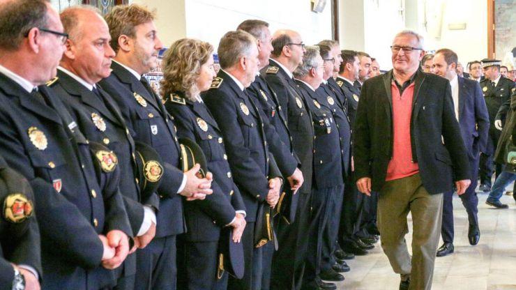 51 nuevos policías se suman a las tareas de protección y defensa de Vàlencia