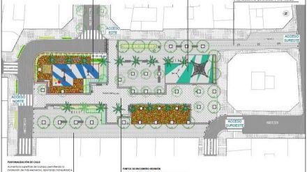 El Ayuntamiento de Alicante aprueba renovar la Plaza Castellón y peatonalizar parte del entorno