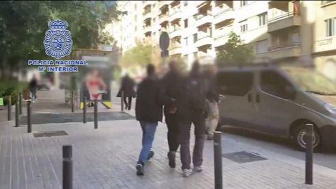 Detenido un fugitivo buscado por las autoridades suecas por asesinato, organización criminal y blanqueo