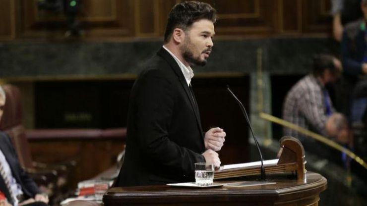 ERC amenaza con tumbar la legislatura