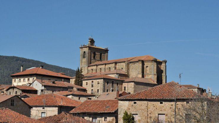 Hallados un varón fallecido y una mujer inconsciente en un domicilio de Vinuesa (Soria)