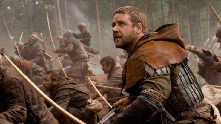 Noche de cine liderada por el incombustible 'Robin Hood'