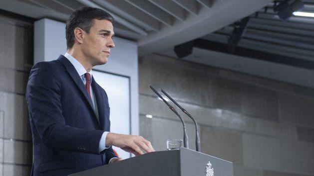 Sánchez presenta un Gobierno 'plural, de coalición' y con 'un firme propósito de unidad'