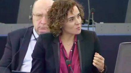 """El PP, a Puigdemont en la Eurocámara: """"Usted es un prófugo que robó dinero público"""""""