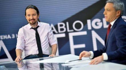 Iglesias llama a los tribunales españoles a obedecer a los europeos