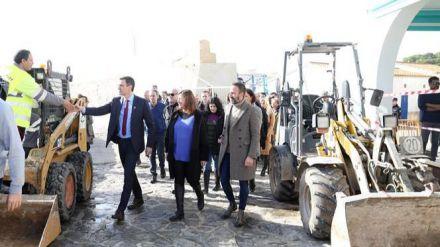 Sánchez: 'El Gobierno no escatimará recursos para paliar los efectos de la borrasca Gloria'
