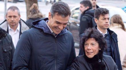 La Junta Electoral multa a Sánchez con 500 euros y a Celaá con 2.200